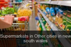 Supermarkets in Other cities in new south wales