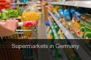 Supermarkets in Germany